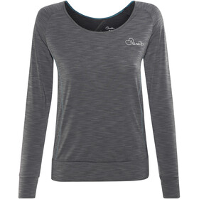 Dare 2b Overt Long Sleeve Top Women CharcoalGrey
